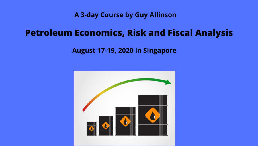 Petroleum Economics, Risk and Fiscal Analysis (4)